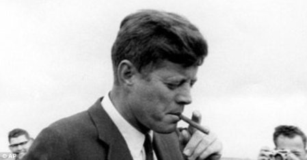 JFK and his Petit